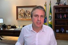 Mensagem do governador Camilo Santana a todos os cearenses