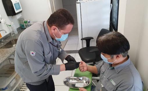 CSP implanta 50 ações de combate à Pandemia de Covid-19 e reforça cuidado com saúde mental