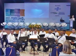 Seminário Nacional de Turismo e Patrimônio Cultural movimenta Muriaé - MG