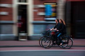 Por um mundo com mais bikes e menos carros