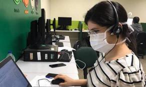 MÉDICOS COMUNICADORES: Conheça uma médica encarregada pela comunicação com familiares durante a pand