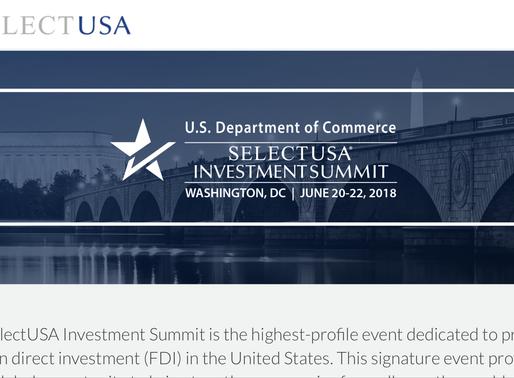 Direct Channel é convidada pelo terceiro ano a integrar comitiva para o SelectUSA Investment Summit