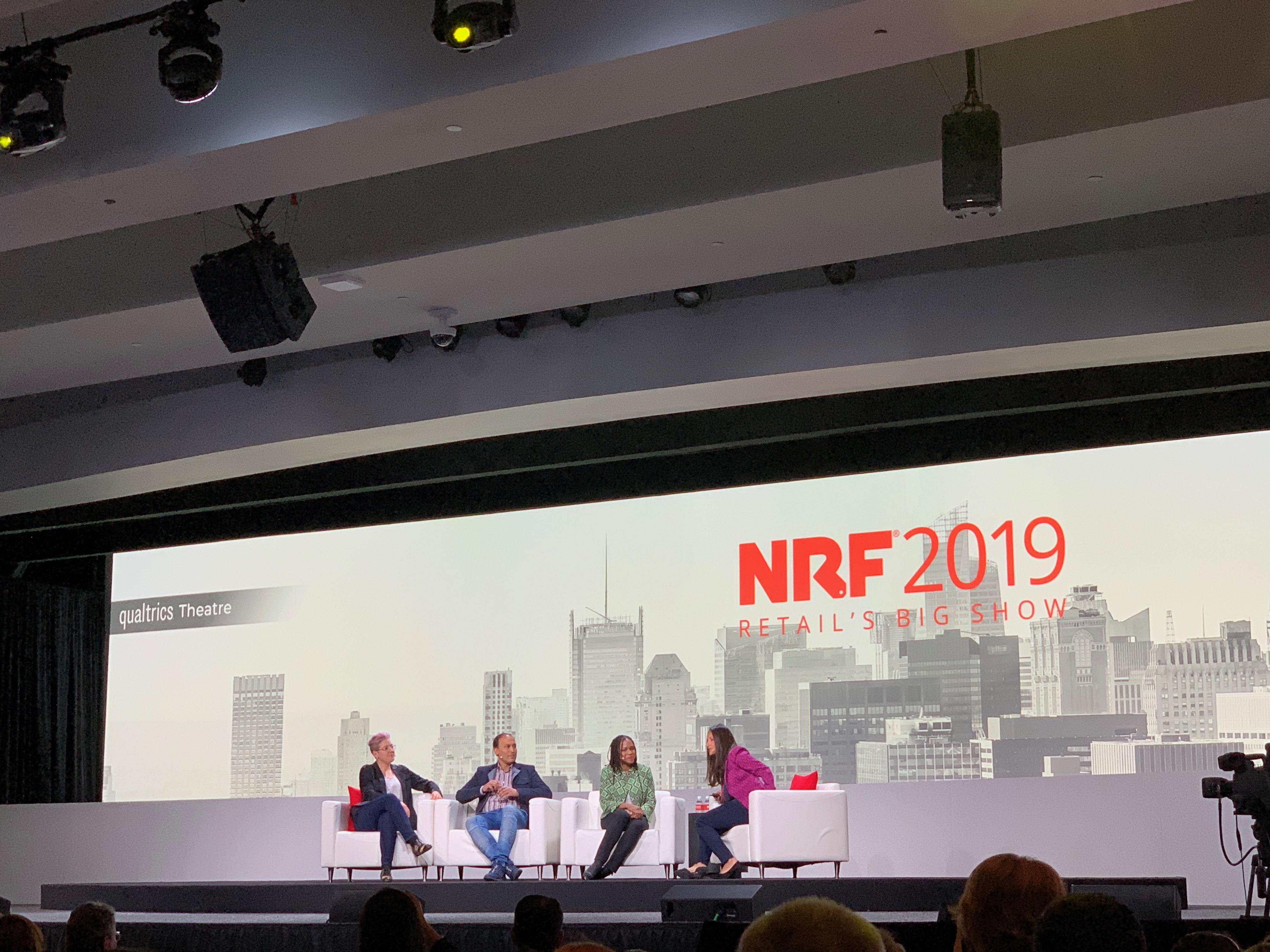 Delegação Oficial para a NRF