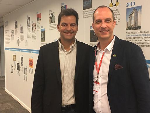 VIP Line com Marcelo Porto, presidente da IBM Brasil