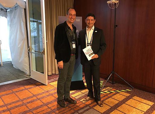 Vip Line com Laércio Albuquerque e Marcelo Ehalt da Cisco