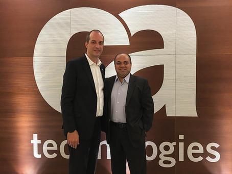 VIP Line com Camargo, VP de Canais para América Latina da CA Technologies