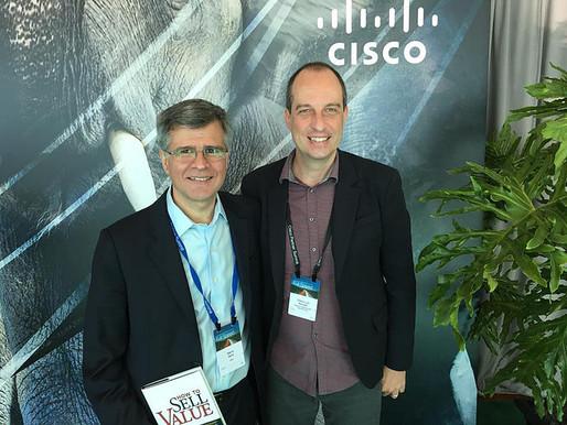 VIP Line com Marco Sena, diretor da Cisco para cloud na América Latina