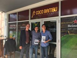 Visita técnica ao Coco Bambu