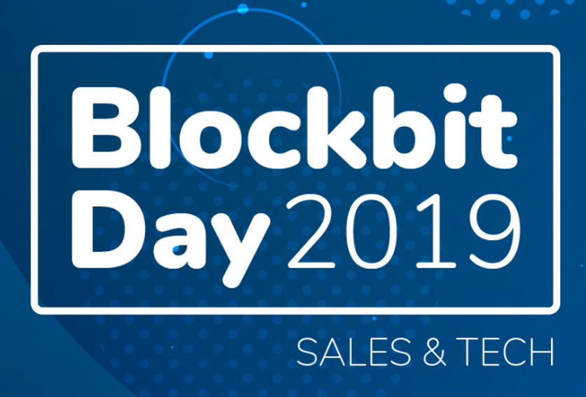 Evento Blockbit Day 2019