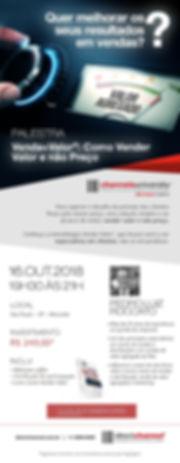Palestra Venda+Valor - Venda de Tickets