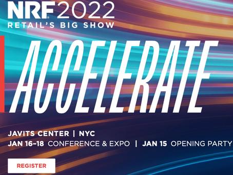 NRF Annual Convention 2022 será exclusivamente presencial