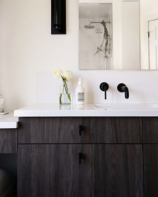 Candiac Master Bathroom Reno