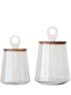 Marblewood Containers