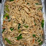 Custom: Chicken Chow Mein