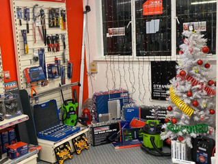 Christmas arrives at the Ramsgate branch!