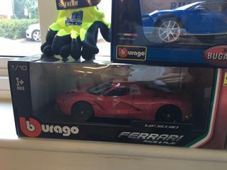 Model Cars in stock!