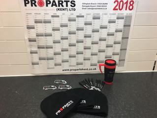 New Promo Items