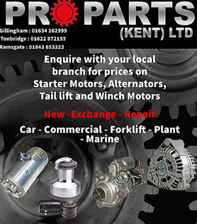 Rotating Electrics - contact your local branch for more information