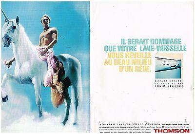 Publicité-Advertising-1997-2-pages-Le-La