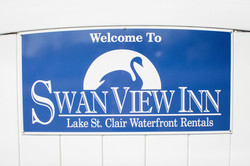 SwanView Sign