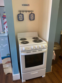 Port stove