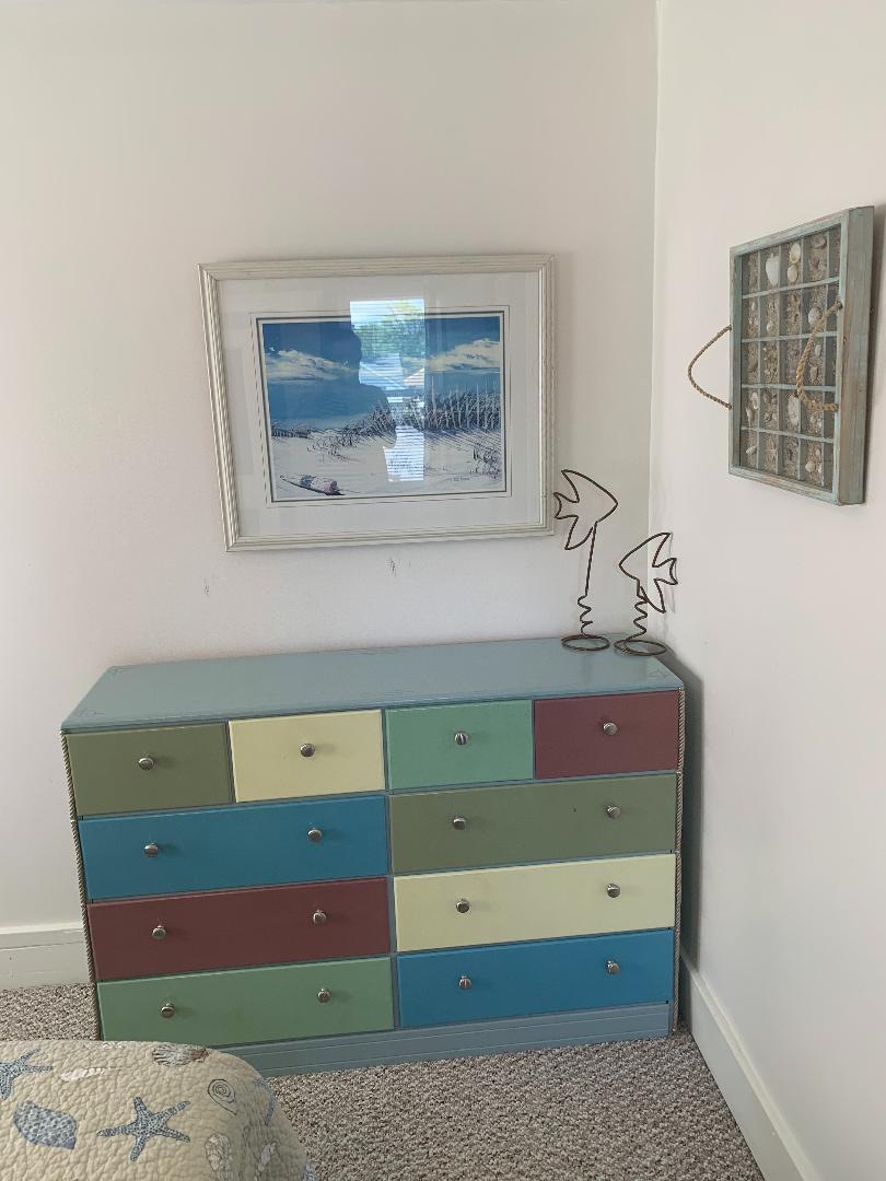 Port bedroom dresser