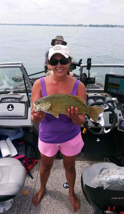 woman fish2