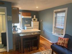 Crow's Nest kitchen