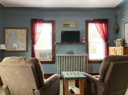 Aft living room