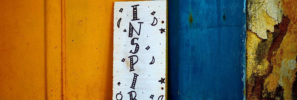 Placa Inspira