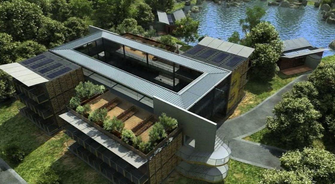 Projeto Hotel Container