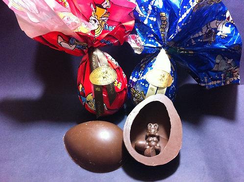 Ovo de Chocolate ao Leite 75 g Unitário