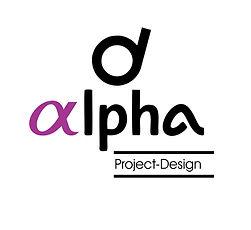 Alpha Project Design Logo