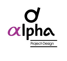 Alpha Project Design Logo