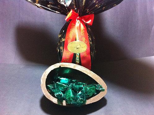 Ovo de Chocolate Meio Amargo 500 g Unitário
