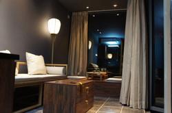 Detalhe suite