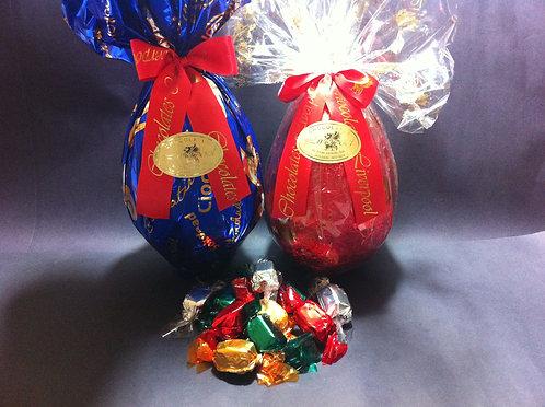 Ovo de Chocolate ao Leite 500 g Unitário