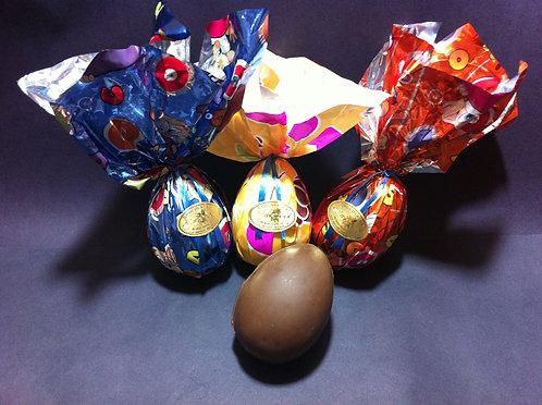 Ovo de Chocolate ao Leite 40 g Unitário