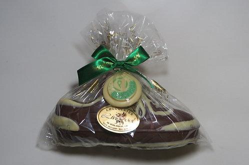 Chuteira de Chocolate Palmeiras 200 g