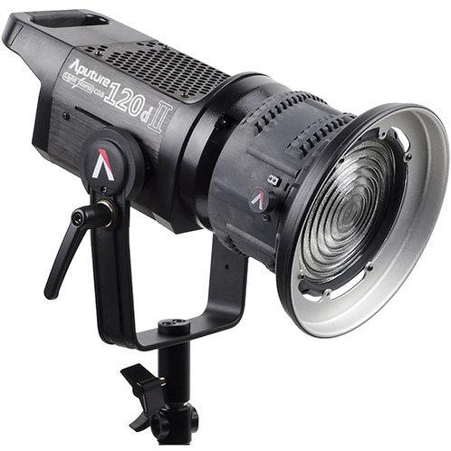 Aputure Light Storm LC 120d II Daylight LED Light Kit