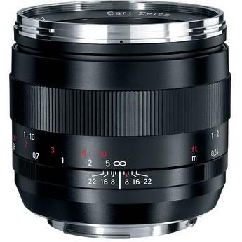 Zeiss 50mm f/2.0 Makro-Planar ZE Macro Lens for Ca