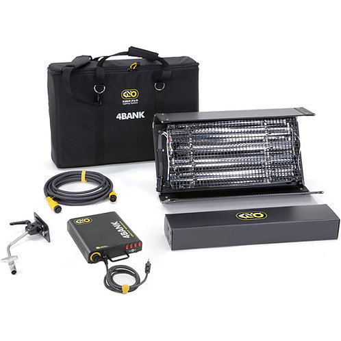 Kino Flo 2' 4Bank 1-Light Kit