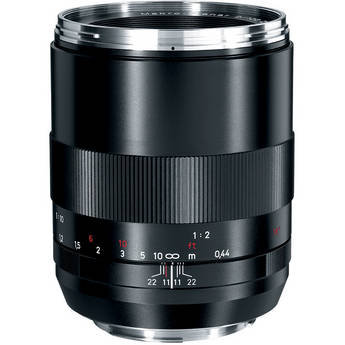 Zeiss 85mm f/1.4  ZE Lens for Canon EF mount
