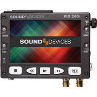 """Video Devices PIX 240i 5"""" Portable Video Recorder"""