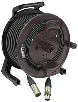 XLR Cable Reel