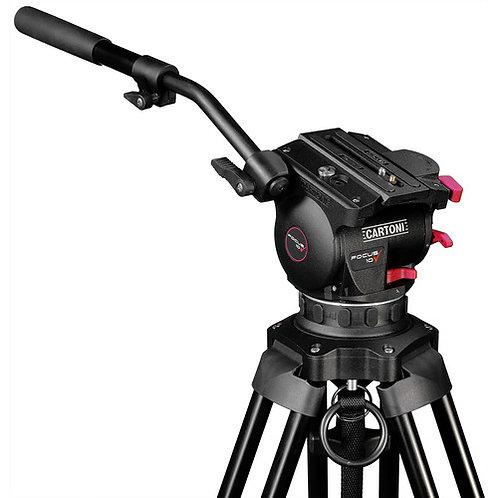 Cartoni Focus 10 Fluid Head (100mm Ball)