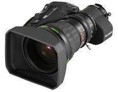 Fujinon Broadcast ENG/ EFP Lenses A18X7.6