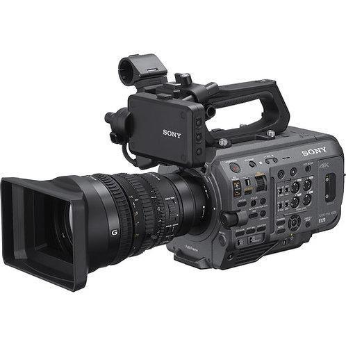 Sony PXW-FX9K XDCAM 6K Full-Frame Camera