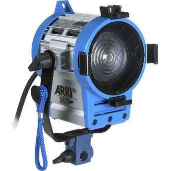 Arri 300 Watt Plus Tungsten Fresnel