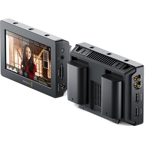 Blackmagic Video Assist HDMI/6G-SDI Recorder 5""